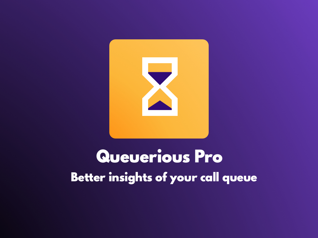 Watch the Queuerious Pro app video