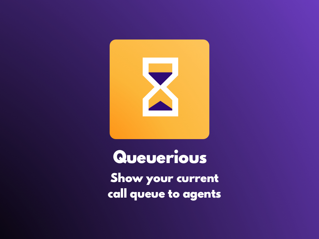 Watch the Queuerious app video